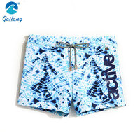 Custom hot selling fashion sexy men swim trunks