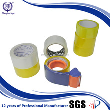 Water Based Self Adhesive Bopp Factory Wholesale High Stick Binding Clear Adhesive Packing Tape