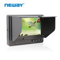 New arrival 7 inch LCD Monitor with HD&SD&3G-SDI Input