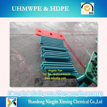 diameter 40mm hard UHMW-PE plastic rod/Anti-UV & Abrasion resisting UHMW-PE plastic rod