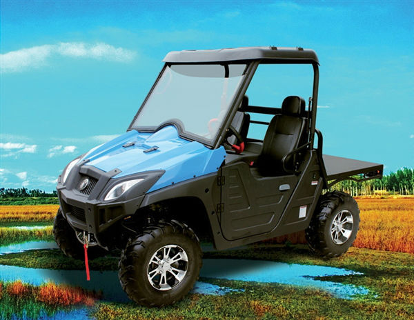 EEC EPA approval 600cc 4 wheel drive utv with door