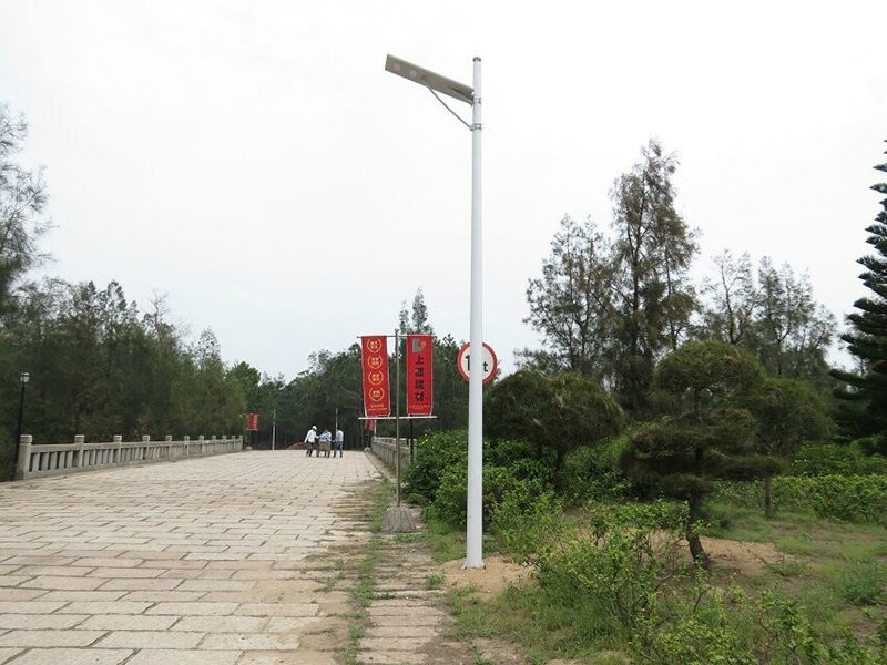 all in one 40W solar street light for lighting