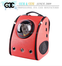 GX Hot selling folding Cat EVA pet carrier bag pet cages cat house