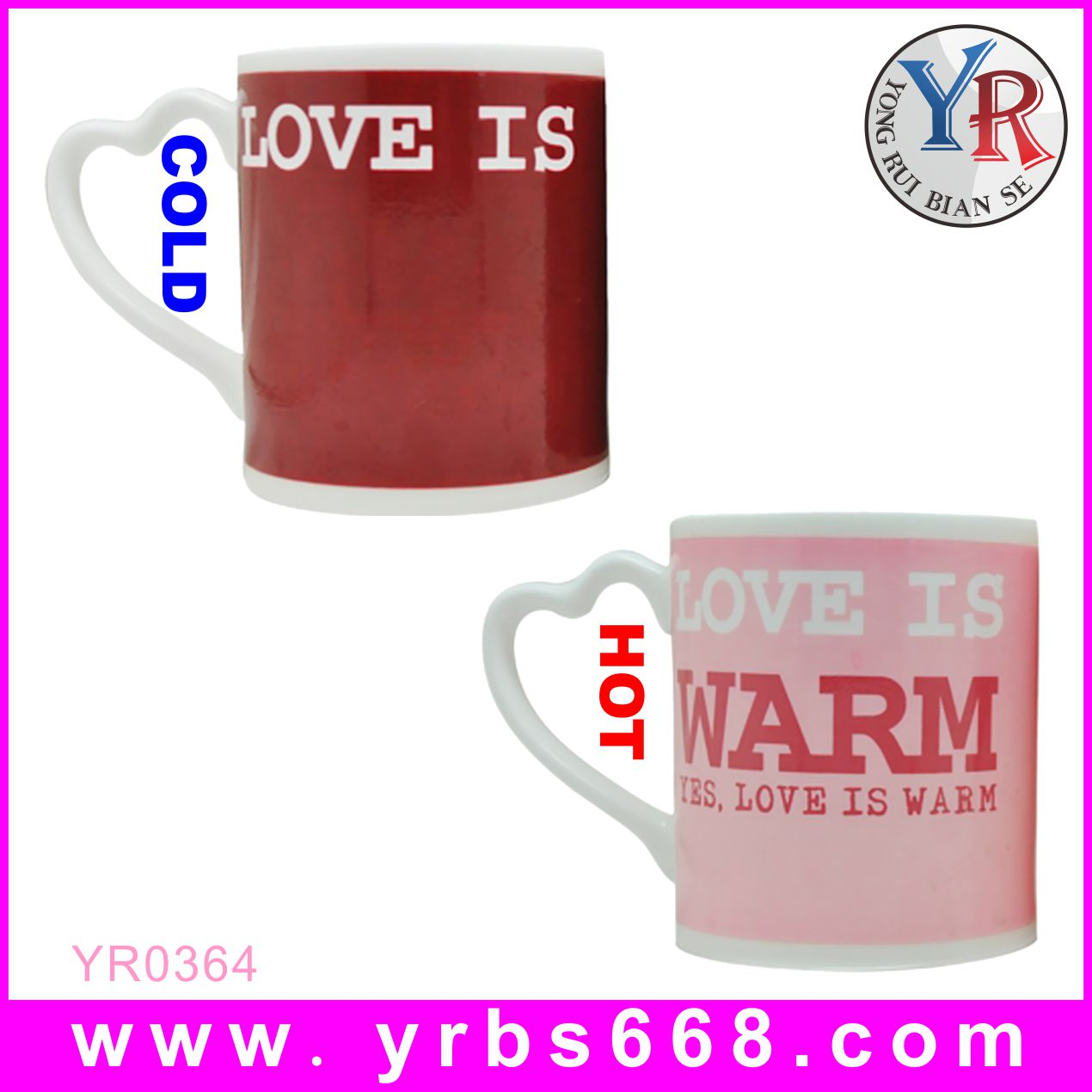 Custom best gifts for teenagers 2014/ cool gifts for teenagers amazing color change mugs