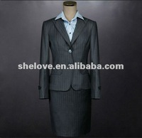 2013 fashion women business suits