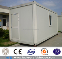 economical well made japan container house with CE certification