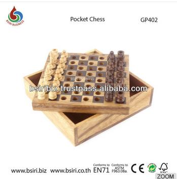 High Quality wooden chess classic board games
