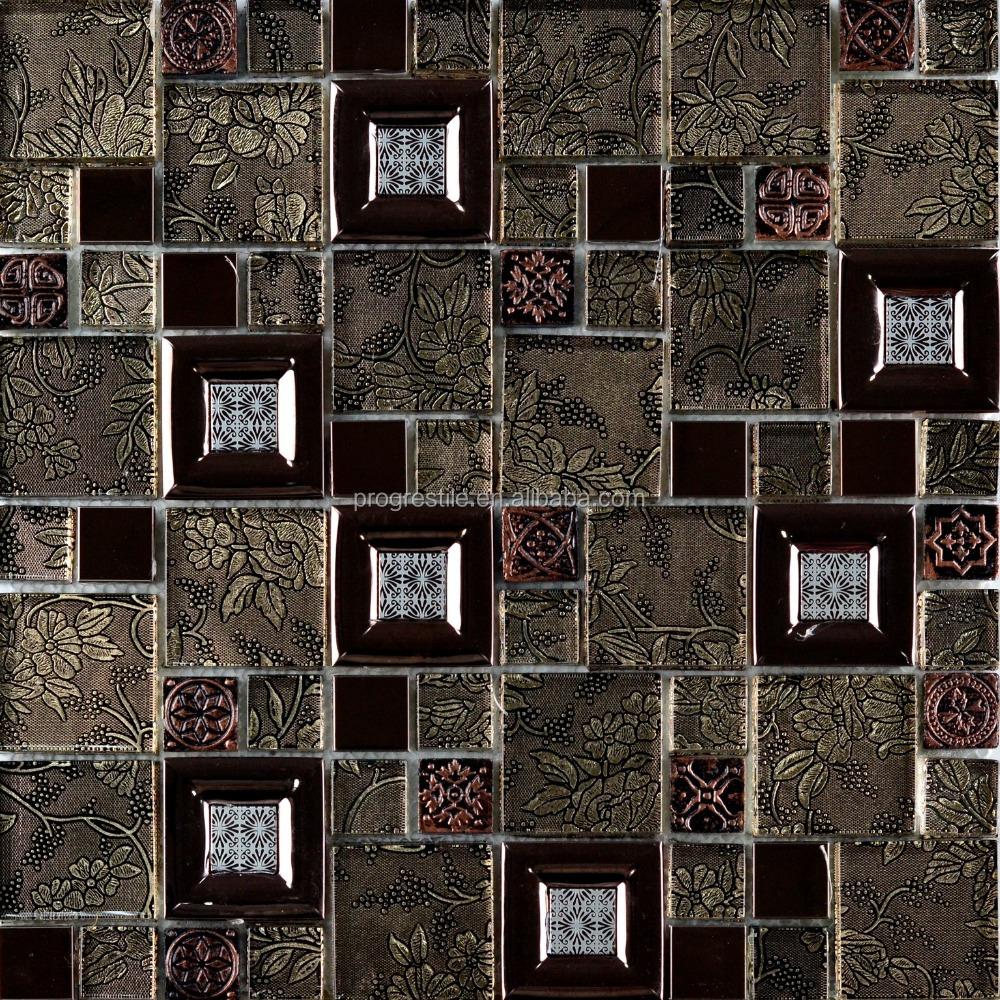wholesale metal wall decor tile - online buy best metal wall decor