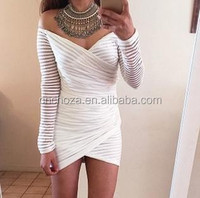 Z58786A latest european style womens hot sale dresses