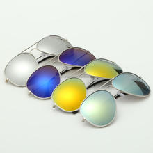 Hot Selling 3025 Metal Aviator Sunglasses for Man 2016