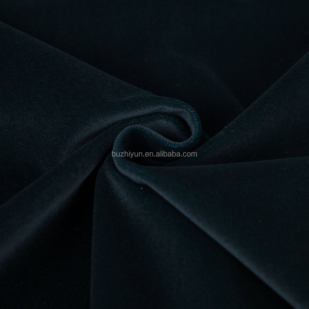 polyester yarn dye velvet suit fabric clothing fabric
