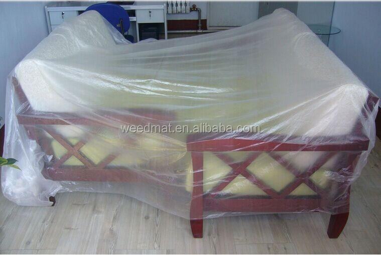 customized big sofa furniture LDPE Bag