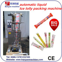 YB-330Y Automatic Liquid Ice Lolly wrapping Machinery made in China passed CE(0086-13761232185)