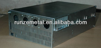 SHEET METAL PARTS & ASSEMBLIES (MEDICAL EQUIPMENTS)