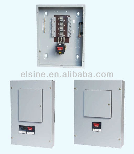Three Phase Panelboard WithTP switch & RCD (EMMT)