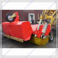 china truck mounted street sweeper for sale