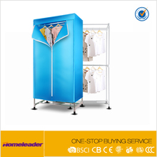 folding style 3 tiers electric heated clothes dryer