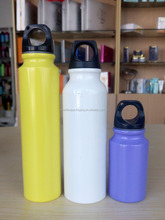 Everflare high quality customized colorful aluminum drinking water bottle
