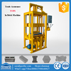 C25 hollow cement interlocking brick making machine/interlocking block machine offers