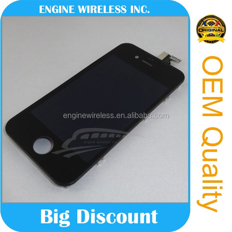 Wholesale 4g Parts Colorful Conversion Kits for apple iphone 4