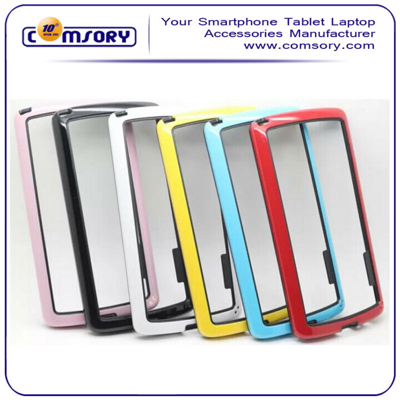High Quality Two Tone Bumper Phone Case For LG G3