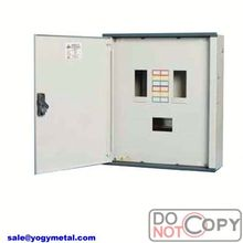Outdoor electrical distribution cabinets fuse box terminals