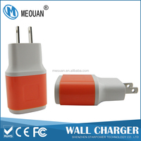 Compatible QC2.0 MEOUAN US plug Qc 3.0 battery charger cell phone