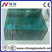 CE, CCC, ISO Shandong factory high strength tempered glass m2 price