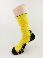 Men's comfortable socks by 360 degree seamless printing