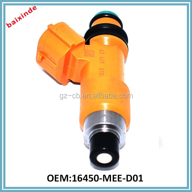 Genuine Fuel Injectors for HONDA CBR600 CBR 600RR CBR600RR 2005-2006 0060 16450MEED01 16450-MEE-D01