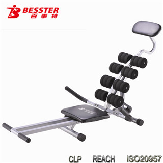 BEST JS-006E SPIN BLACK POWER professional power tower fitness equipment with home gym