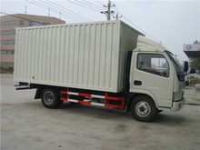 hot sale 4x2 dongfeng brand new small delivery van