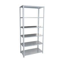 Cheap Price 6 Layer Warehouse Home Storage Boltless Metal Rack <strong>Shelf</strong>
