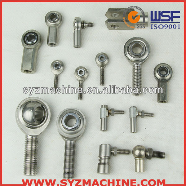 stainless steel rod end ball joint unit