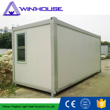 Anti Earthquake Comfortable Portable Movable Container House