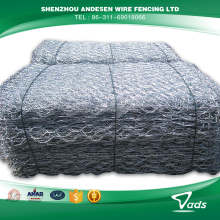 factory price galvanized gabion box