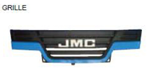 FOR ISUZU NHR98/NKR/JMC Auto Car grille