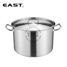 Commercial Hotel T304 Surgical Stainless Steel Waterless Cookware/Insulated Casserole Hot Pot