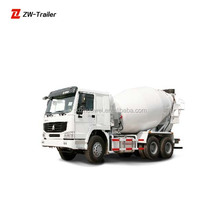 China Factory Direct Sale 6x4 Concrete Mixer Truck