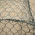 electric galvanized welded gabion wire mesh for security