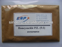 2014 Sells Top Quality & 100% Natural dried honeysuckle flower--natural honeysuckle extract powder