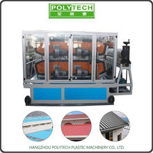 Low price Alibaba suppliers plastic roof tile machine