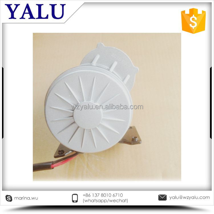 Bottom price promotion personalized low speed 48mm 12v geared dc motor