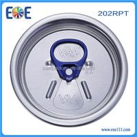 Beverage can maker in Israel with easy open end
