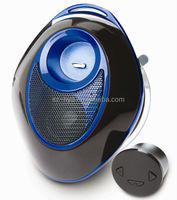 newest item bluetooth speaker with 3.5mm bluetooth adapter 2in1