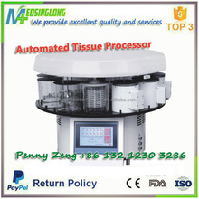 Pathology laboratory Automatic Tissue Dehydration Machine Tissue Processor for Cancer Study - MSLTS01