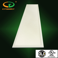 1203*603*10mm 2'*4' UL /DLC down light dimmable led flat panel lighting
