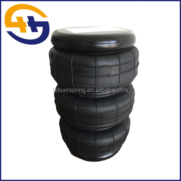 Rubber bellow 3H2300 Triple convoluted air spring