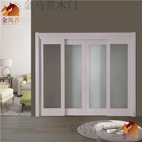 Front/interior/entry sliding wood doors Type and Commercial door for sale