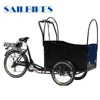 cargo pedal bicycle